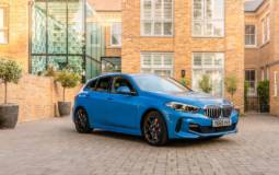 New BMW 1-Series available in UK