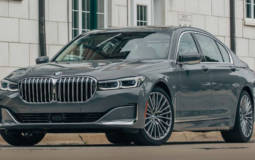 New details about the upcoming BMW i7S