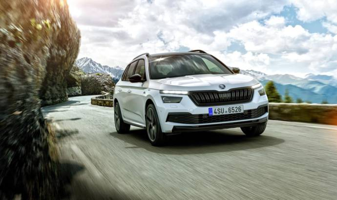 Skoda Kamiq Monte Carlo to be unveiled at IAA