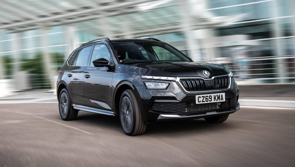Skoda Kamiq UK pricing announced