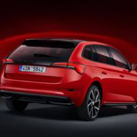 Skoda Scala Monte Carlo announced