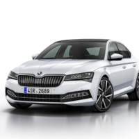 Skoda Superb iV enters production