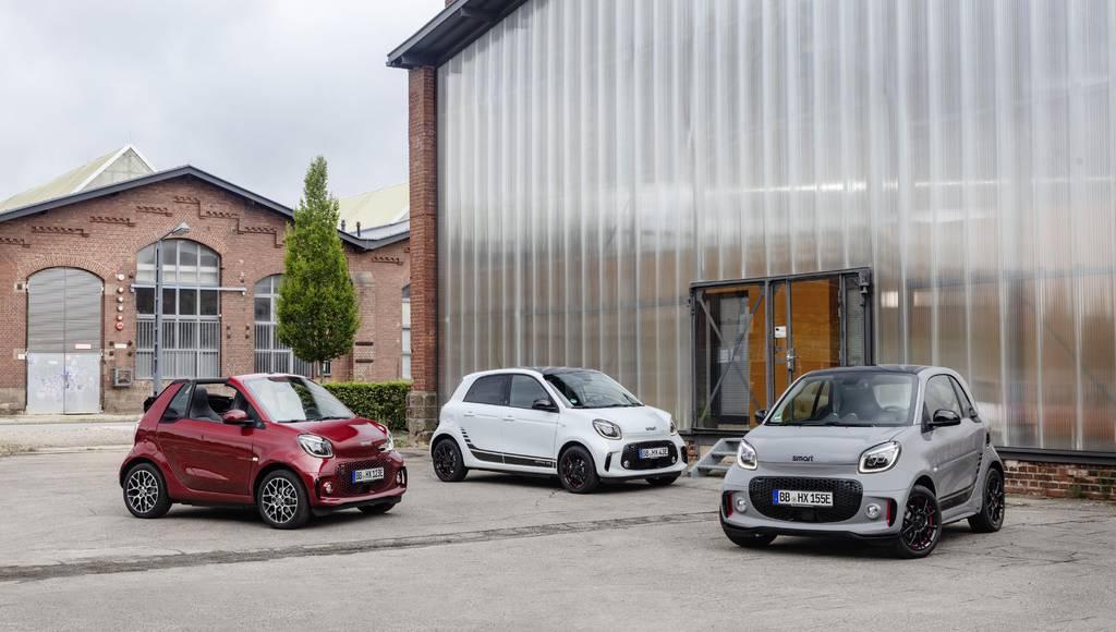Smart EQ range gets detailed