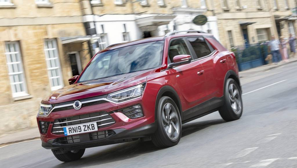 Ssangyong awarded five stars by EuroNCAP