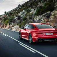 The 2020 Audi RS7 Sportback was unveiled in Frankfurt