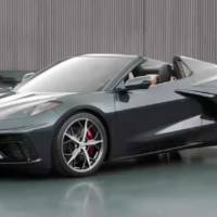 The new C8 Corvette Convertible will reveal on October 3rd
