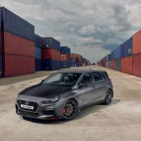 This is the all-new Hyundai i30 N Project C