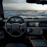 This is the all-new Land Rover Defender
