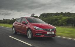 Vauxhall Astra 1.5 litre diesel lowers its emissions