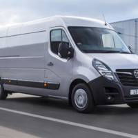 Vauxhall Movano offered with new diesel engines in the UK