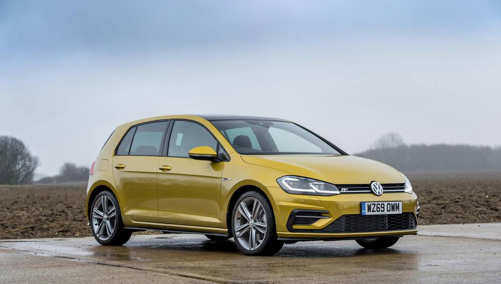 Volkswagen Golf Match Edition, GT Edition and R-Line Edition available in UK