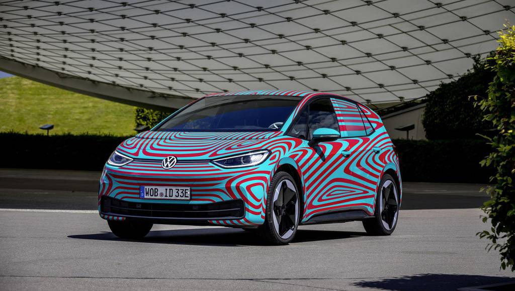 Volkswagen ID3 1st Edition received 30.000 orders