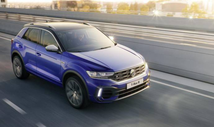 Volkswagen T-Roc R available to order in UK