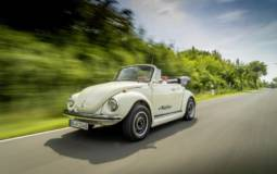 Volkswagen eBeetle is an electric classic