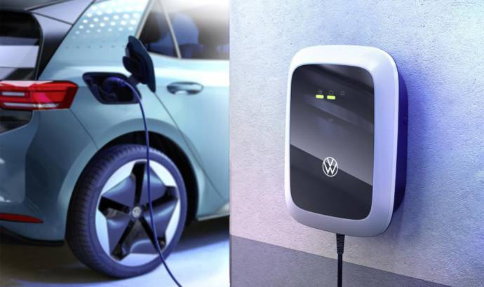 Volkswagen launches affordable ID. Charger for home charging