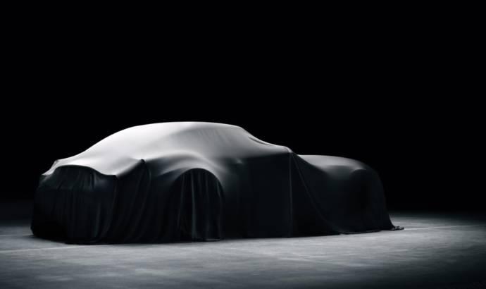 Wiesmann teasing its new 2020 car