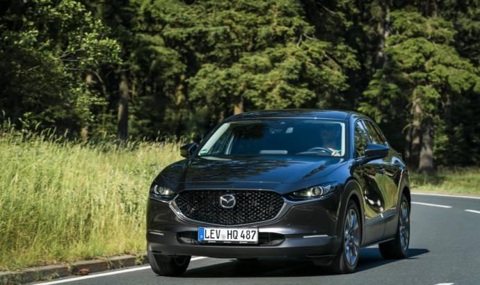 Mazda CX-30 UK pricing announced