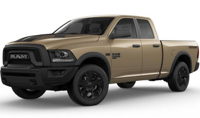 2019 Ram 1500 Classic Warlock Mojave Sand Package introduced