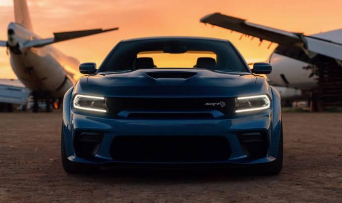 2020 Dodge Charger SRT Hellcat Widebody updates