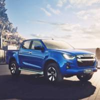 2020 Isuzu D-Max officially unveiled in Thailand