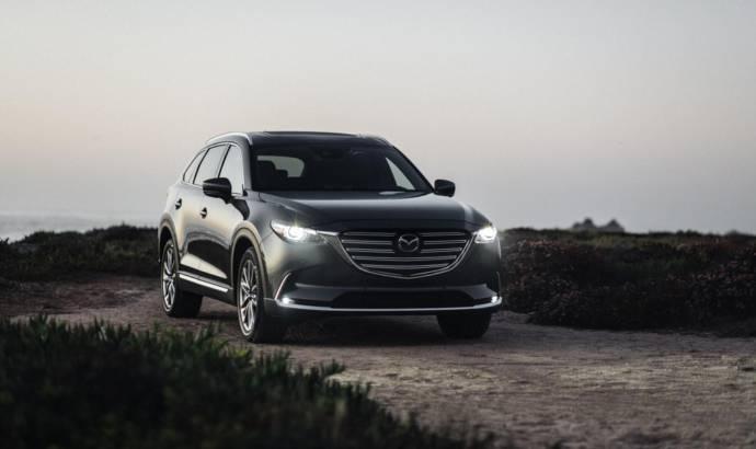 2020 Mazda CX-9 updates announced