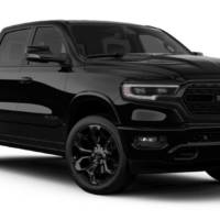2020 Ram 1500 Limited Black Edition details