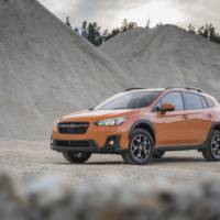 2020 Subaru Crosstrek Hybrid detailed