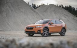 2020 Subaru Crosstrek Hybrid detailed