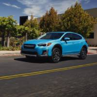 2020 Subaru Crosstrek updated