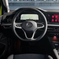 2020 Volkswagen Golf officially revealed