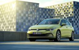 2020 Volkswagen Golf officially revealed