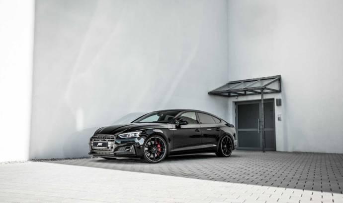 ABT Audi S5 diesel has 384 HP and lots of torque
