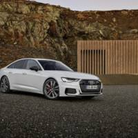 Audi A6 55 TFSI e quattro available in UK