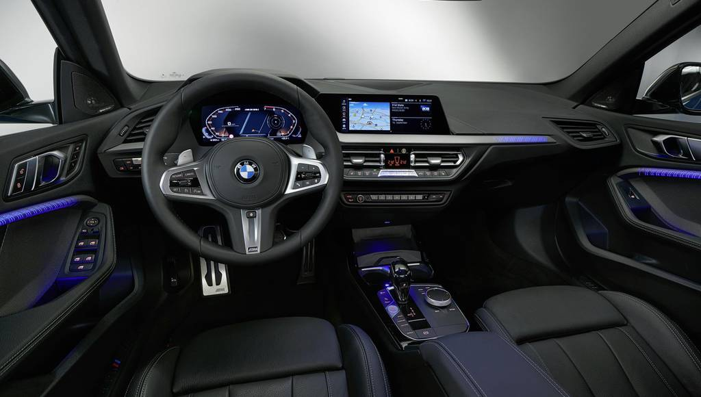 BMW 2 Series Gran Coupe officially unveiled   CarSession