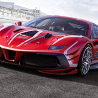 Ferrari 488 Challenge Evo gets detailed