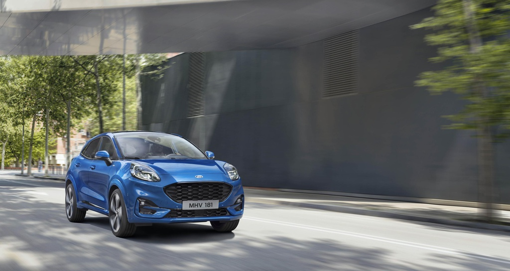 Ford Puma UK pricing announced