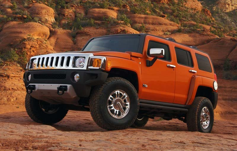 Hummer could return as an electric brand