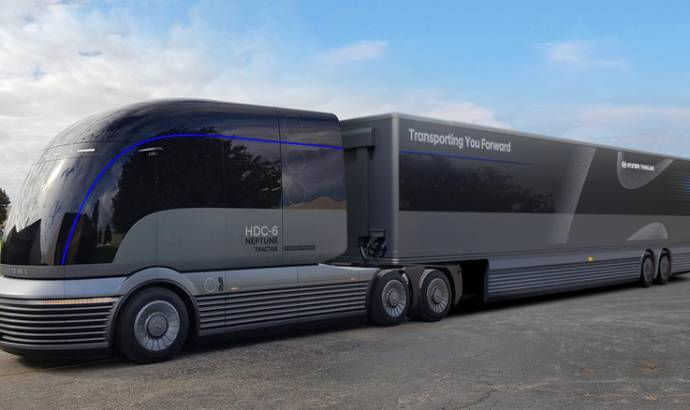 Hyundai launches Nitro ThermoTech and HDC-6 Neptune concepts