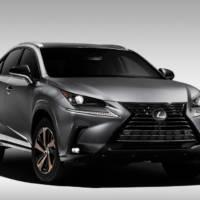 Lexus NX300 Black Line edition launched
