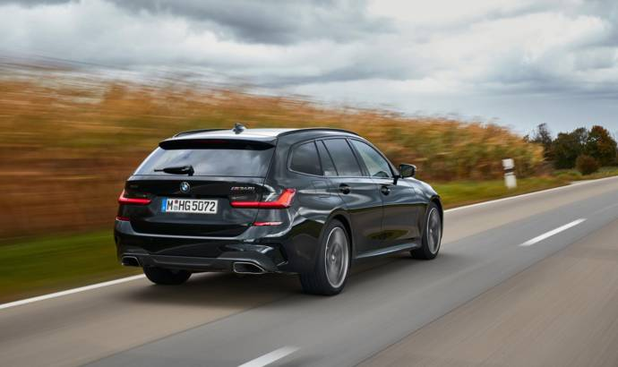 New BMW M340i xDrive Saloon and BMW M340i xDrive Touring unveiled