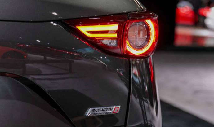 Next year Mazda will unveil a new clean diesel engine