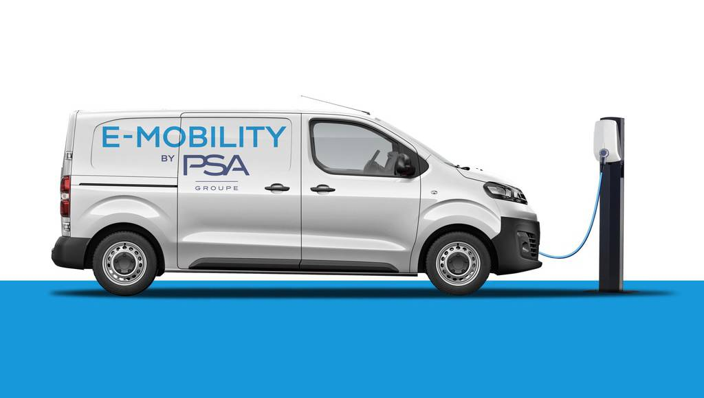 Peugeot-Citroen to electrify its compact van range