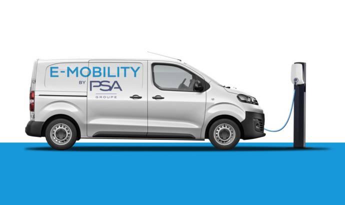 Peugeot-Citroen to electrify its compact van range
