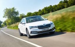 SKODA Superb iV plug-in hybrid UK pricing announced