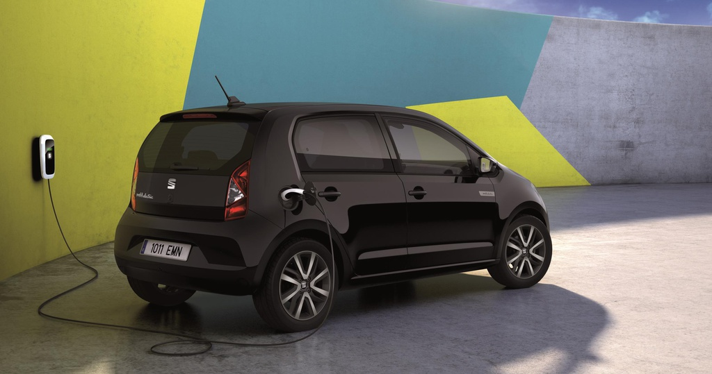 Seat Mii electric launched in UK