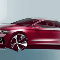 Skoda Octavia first sketches emerge