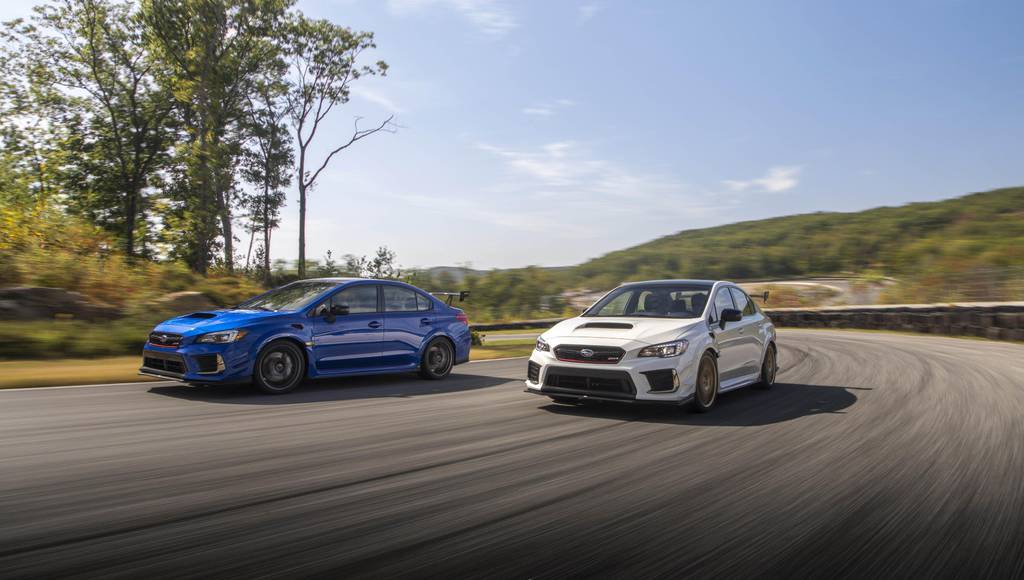 Subaru STI S209 Special Edition launched in US