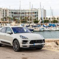 The upcoming Porsche Macan electric will get a special platform and about 700 HP