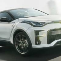 Toyota C-HR gets Gazoo Racing sporty version