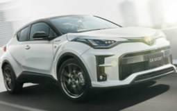 Toyota C-HR gets Gazoo Racing sporty version